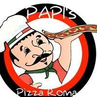 Papi's Pizza Roma
