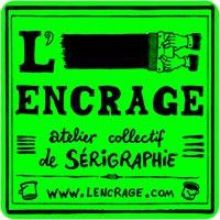L'Encrage - atelier collectif de sérigraphie