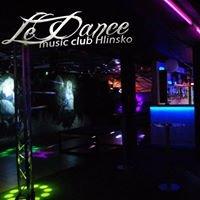 Le Dance music club