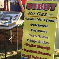Strut Re-Gas & Metal Fabrication Fraser Coast