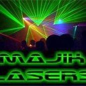 Majik Lasers, Lighting & DJs