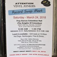 Phoenix Record Swap Meet