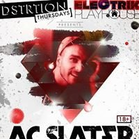 Dstrtion Thursdays