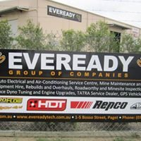 Eveready Group Of Companies & Repco Services Mackay