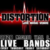 Distortion -  Live Music Venue