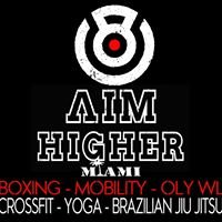 Aim Higher Fitness and CrossFit