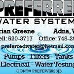 Preferred Water Systems & Pumps