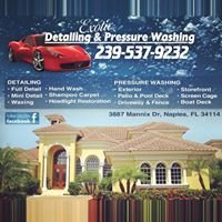 Exotic Detailing & Pressure Washing