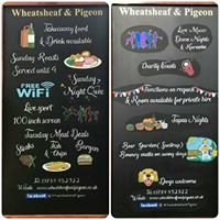 The Wheatsheaf and Pigeon