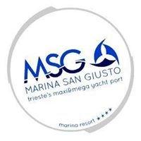 Marina San Giusto maxi&mega yacht port