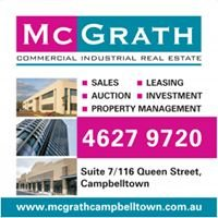 McGrath Commercial Industrial Real Estate