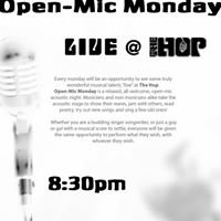 Open-Mic Monday