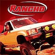 Rancho 4WD Suspension
