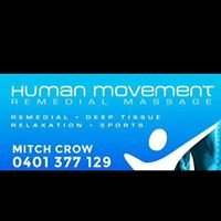 Human Movement Remedial Massage