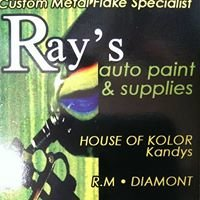 Ray's Auto Paint & Supply