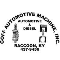 Goff Automotive Machine Inc