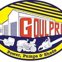 Goulpro Power, Pumps n Sheds