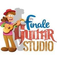 Finale Guitar Studio
