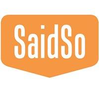 SaidSo.co.uk
