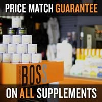 Boss Supplements Sudbury