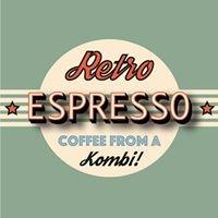 Retro Espresso Van