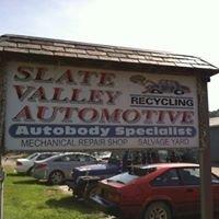 Slate Valley Automotive