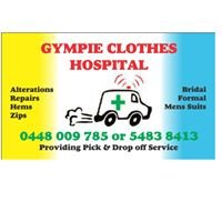 Gympie Clothes Hospital