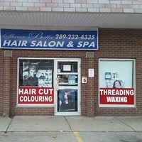 Shear Bella Hair Salon and Spa