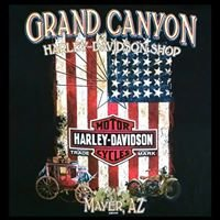 Grand Canyon Harley-Davidson Shop, Mayer, AZ