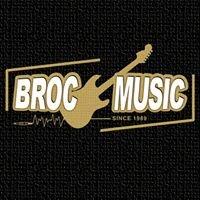 BROC MUSIC