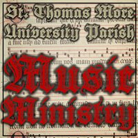 Music Ministry at St. Thomas More