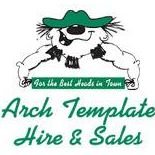 Arch Template Hire and Sales