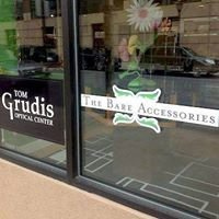 Tom Grudis Optical and The Bare Accessories