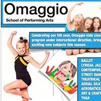 Omaggio for Kids Performing Arts school
