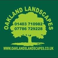 Oaklands landscapes