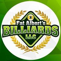 Fat Albert's Billiards, LLC
