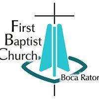 First Baptist Church of Boca Raton