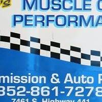 Corky's Muscle Car Performance