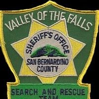 Valley of the Falls - Search & Rescue