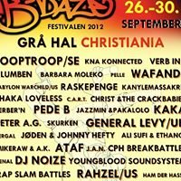 B-DAZE, Christiania
