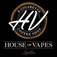 House of Vapes - London