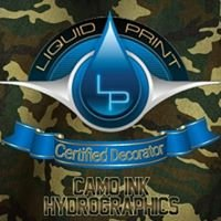 Camo Ink Hydrographics