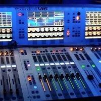 Backstage Sound and Lighting