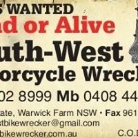 Southwest Motorcycle Wreckers