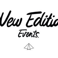 New Edition Events