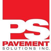 Pavement Solutions Inc.