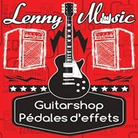 Lenny Music Guitarshop