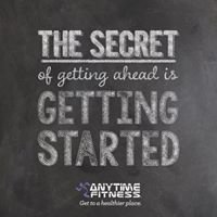 Anytime Fitness Lethbridge, Alberta