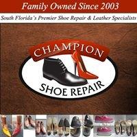 Champion Shoe Repair