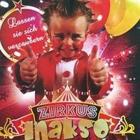 Inakso der Mitmach - Zirkus